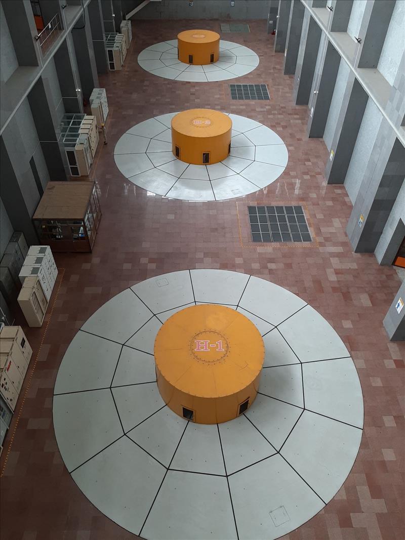 Phân xưởng Vận hành Công ty Thuỷ điện Tuyên Quang chú trọng nâng cao chất lượng công tác trong quản lý Vận hành