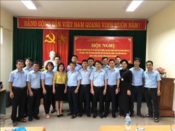 Đảng bộ Công ty Thủy điện Tuyên Quang tổ chức học tập và làm theo tư tưởng, đạo đức, phong cách Hồ Chí Minh 2019 tại Pắc Bó - Cao Bằng