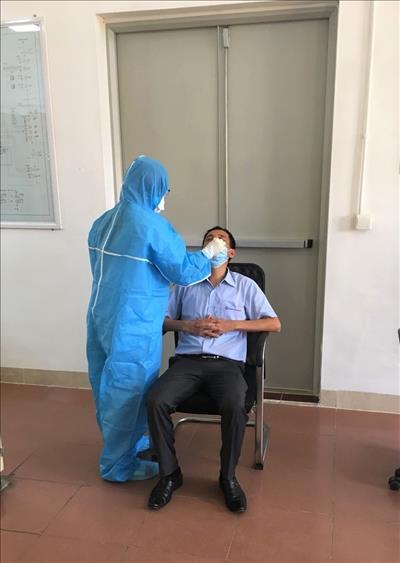 Công ty Thủy điện Tuyên Quang tích cực, chủ động phòng chống dịch Covid - 19