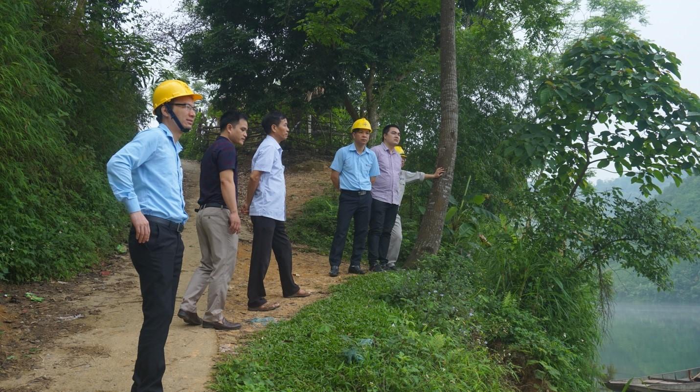Trang thông tin Công ty Thủy điện Tuyên Quang